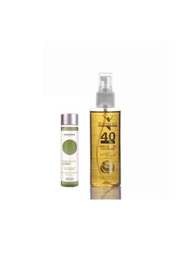 Eugene Perma Eugene Perma Essentiel Dermo Refresh Şampuan 250 Ml+Omega 40 Bitkili Doğal Saç Bakım Yağı 150 Ml Renksiz